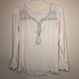Maurices Long Sleeve Blouse